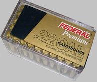 Federal 22 WIN MAG 30GR SPEER TNT HOLLOW POINT